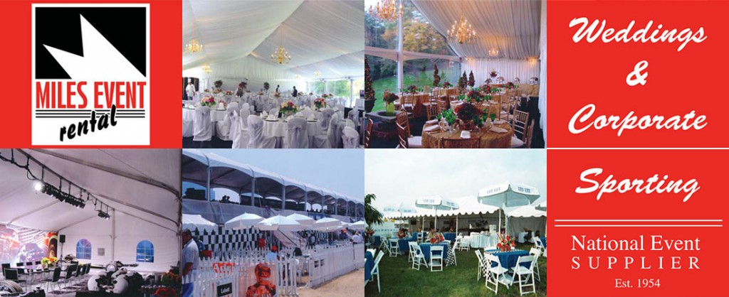 About Miles Event Rental